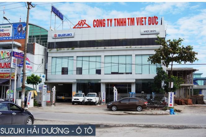 Công ty TNHH Suzuki Hải Dương