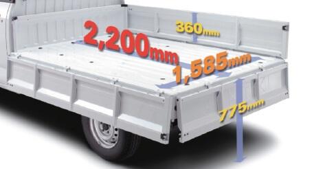 Thùng xe Super-carry-pro-suzuki-hai-duong