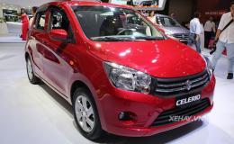 Suzuki mạnh tay ưu đãi không lãi suất cho khách mua ô tô trả góp