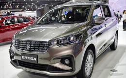 Suzuki Ertiga giá rẻ đang đe dọa ngôi vương của Mitsubishi Xpander