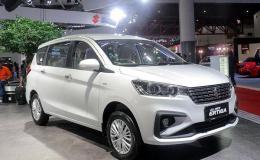 Đánh giá xe Suzuki Ertiga 2019